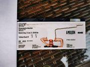 Apache 207 Konzertticket München 21