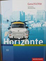 Horizonte 10 Geschichte 978 3