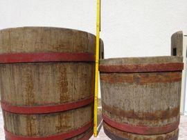 Bild 4 - 2 Krautfass zu verkaufen - Wehringen