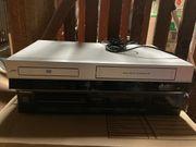 LG VHS DVD Player Kombigerät