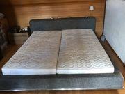 Designer Doppelbett 180x200