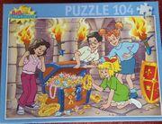 Bibi Blocksberg Puzzle - 104 Teile -
