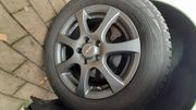 FELGEN MIT Reifen 205 R