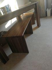 Holz Bank Sitzbank