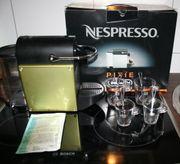 Nespresso Maschine Pixie von DeLonghi