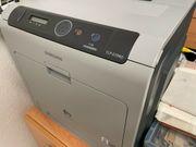 Samsung CLP670nd Farblaserdrucker Verschiedene Druckleistungen