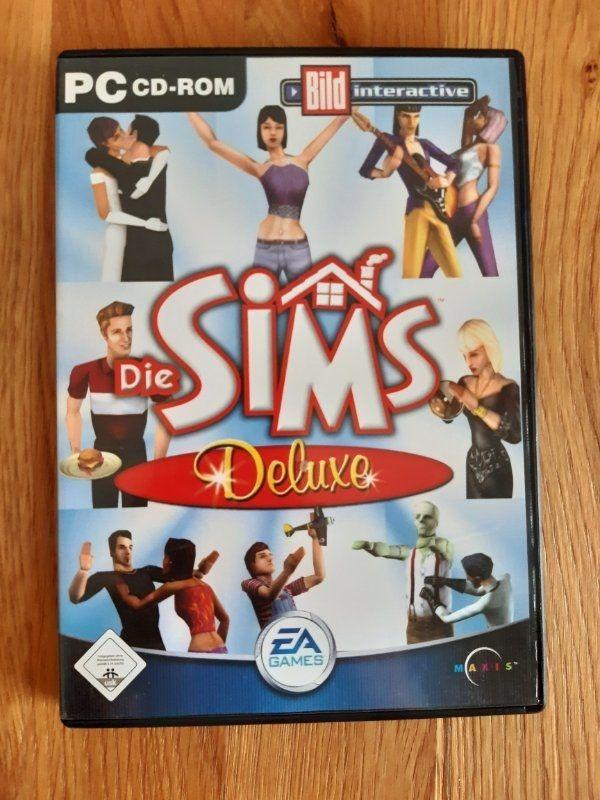 Die Sims Deluxe CD-ROM PC