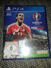 Playstaion Spiel Euro 2016