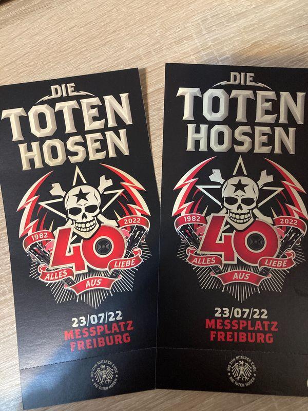 Toten Hosen Konzert Freiburg 4