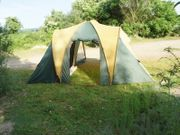 Komplette Campingausrüstung