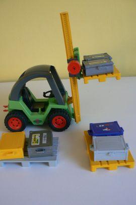 PLAYMOBIL Gabelstapler Zubehör 3003: Kleinanzeigen aus Eggenstein-Leopoldshafen - Rubrik Spielzeug: Lego, Playmobil
