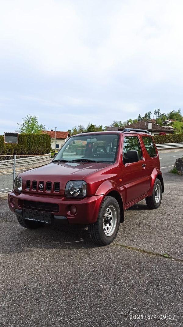 Suzuki Jimny Zustand wie neu