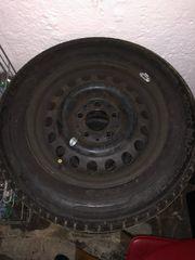 W124 Kompletträder Sommer 195 65R15