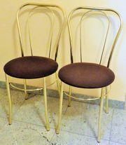 2 Stühle für Küche Terrasse