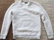 Weißer Pullover Gr S Jungendliche