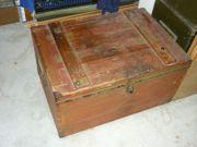 mobile Schreiner-Werkstatt
