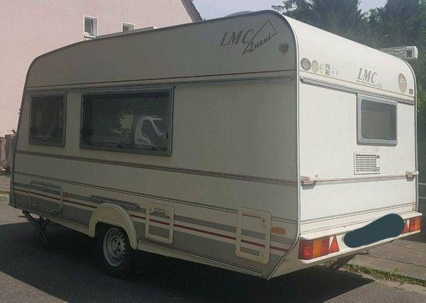 Wohnwagen LMC Caravan BJ 1997