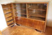 Bücherregal Eckelement aus den 50er