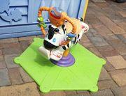 Hipp Hopp-Zebra von Fischer-Price