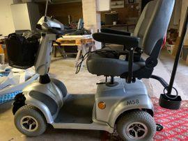Medizinische Hilfsmittel, Rollstühle - Mobilis M58 Elektromobil Seniorenmobil mit