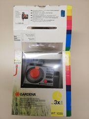 Nwgt GARDENA-Bewässerungsuhr electronic zu verkaufen