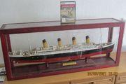 Titanic Modell von Hachette Holz