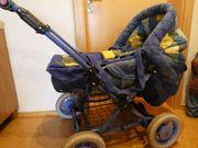 Hartan Kinderwagen verschenkt