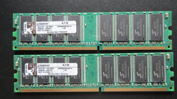 RAM Speicher PC3200