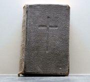 Altes Buch Die Nachfolge Christi