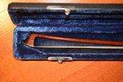 Alte Geigenbogen silber e sartory