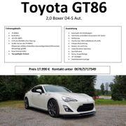Toyota GT86 Sportcoupe