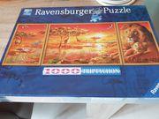 1 neues Puzzle 1000 Teile