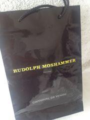 RUDOLPH MOSHAMMER MÜNCHEN Tragetasche Tragetüte