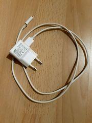 Original Samsung Ladegerät weiß Micro-USB