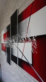 Wandbild Leinwand