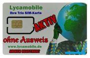 Registriert Nach TKG Sim Karten
