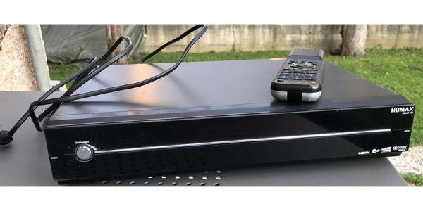 Verkaufe Digital HD-Satreceiver Humax iCord
