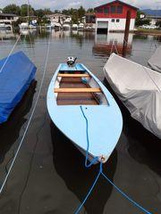 Boot Hartmann Gondel
