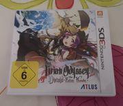 3DS - Etrian Odyssey 2 Untold