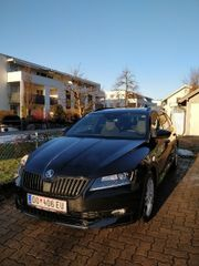 Skoda Superb Combi Sportline 180Ps