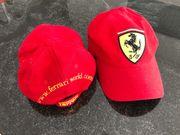 Original Ferrari Schildkappe