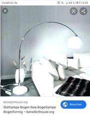 Stehlampe von Ikea