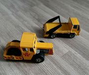 2 Modellautos Autos Matchbox Road