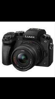 Panasonic Lumix DMC- G70 K