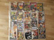 Wolverine Comics 1-20