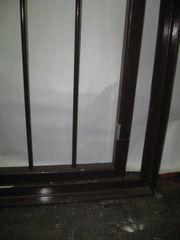 Gittertür Vorsatztür