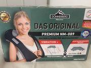 Premium Nacken Massagegerät neu orignialverpackt