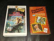 2 VHS FilmeAugsburger Puppenkiste