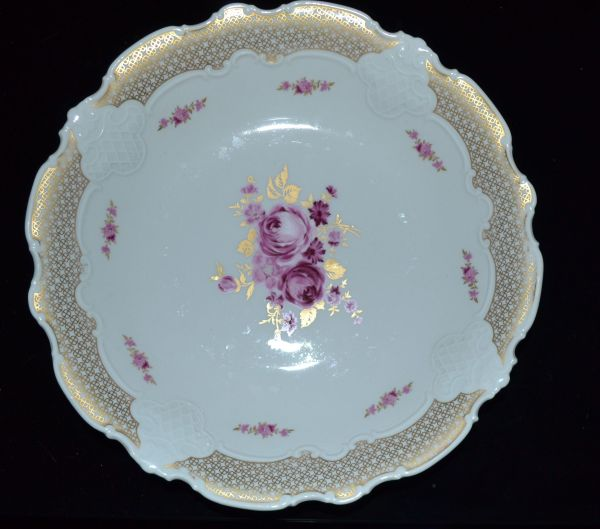 Wallendorfer Porzellan Kuchenplatte