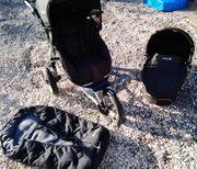 Sport Buggy mit Babywanne und